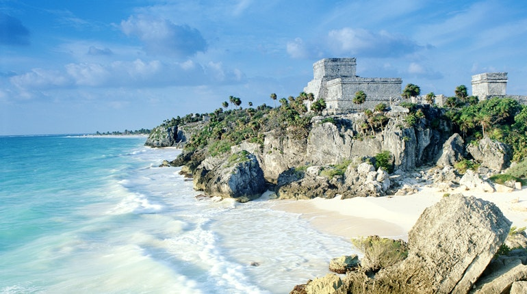 Tulum - Experience the culture of the Yucatan through food, community, and breathtaking ruins.