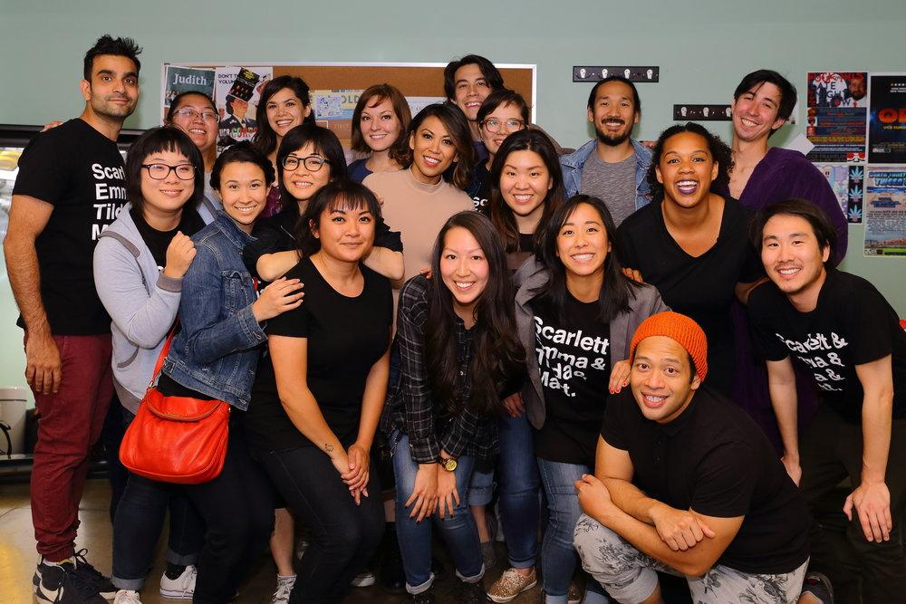 Asian AF LA (4/28/17)