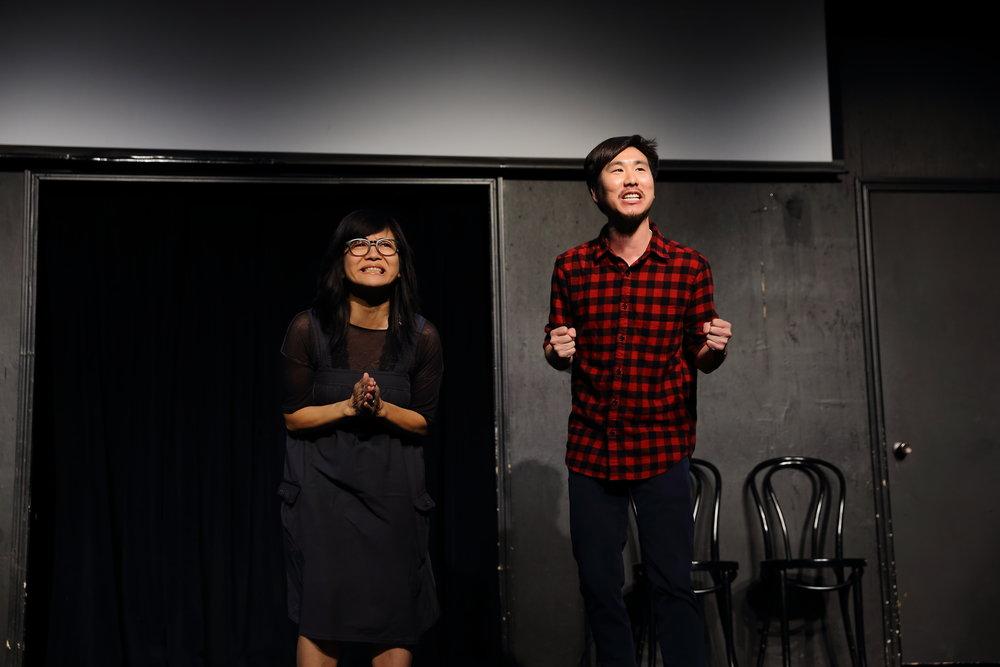 Keiko Agena & Will Choi