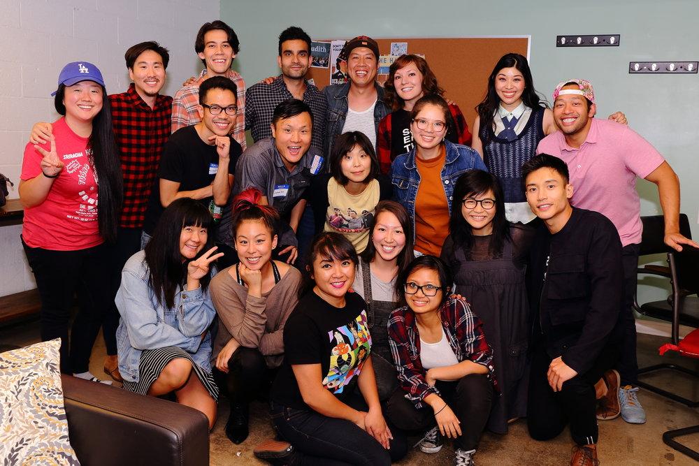 Asian AF LA (7/28/17)