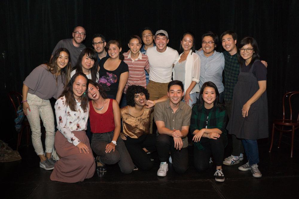 Asian AF NY (8/25/17)