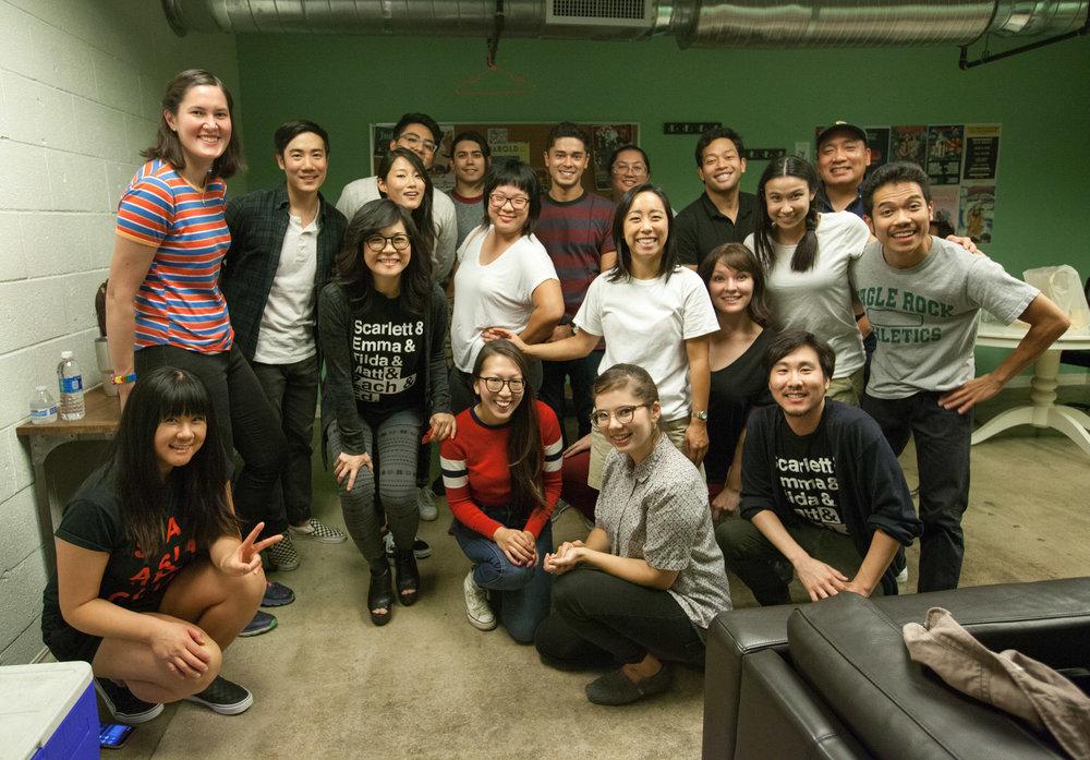 Asian AF LA (8/25/17)