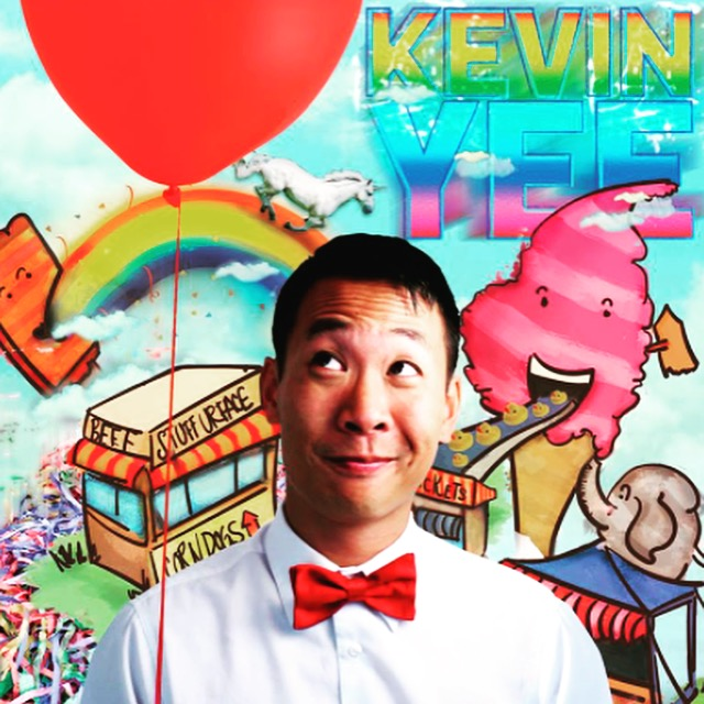 """KEVIN YEE  (Mary Poppins Broadway,  The Gong Show )  - Writer/Performer,""""Tears""""  Velocity Entertainment (management) Sophie K (college booking)   Currently seeking representation     IMDB  / kevinyee.com"""