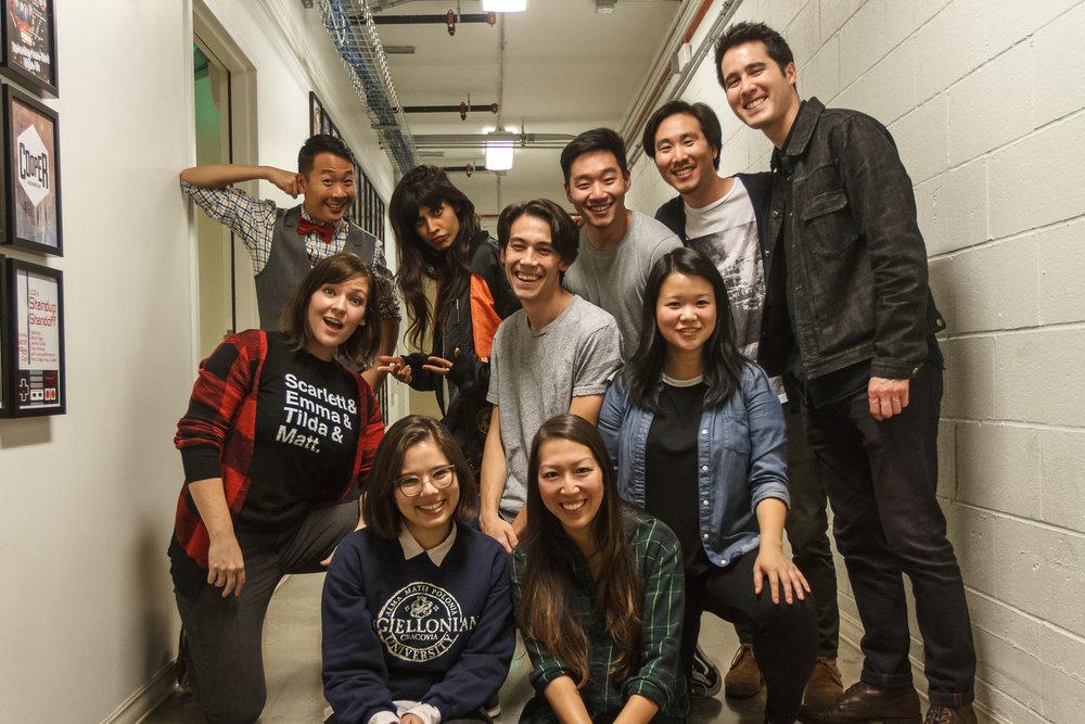 Asian AF LA (10/20/17)