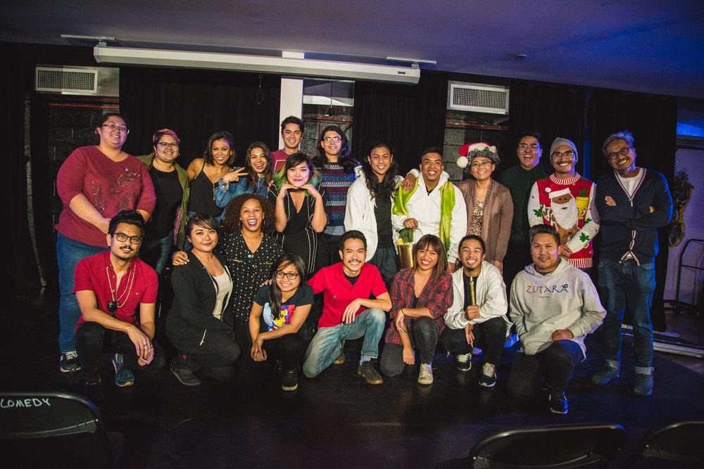 Filipino AF (12/8/17)