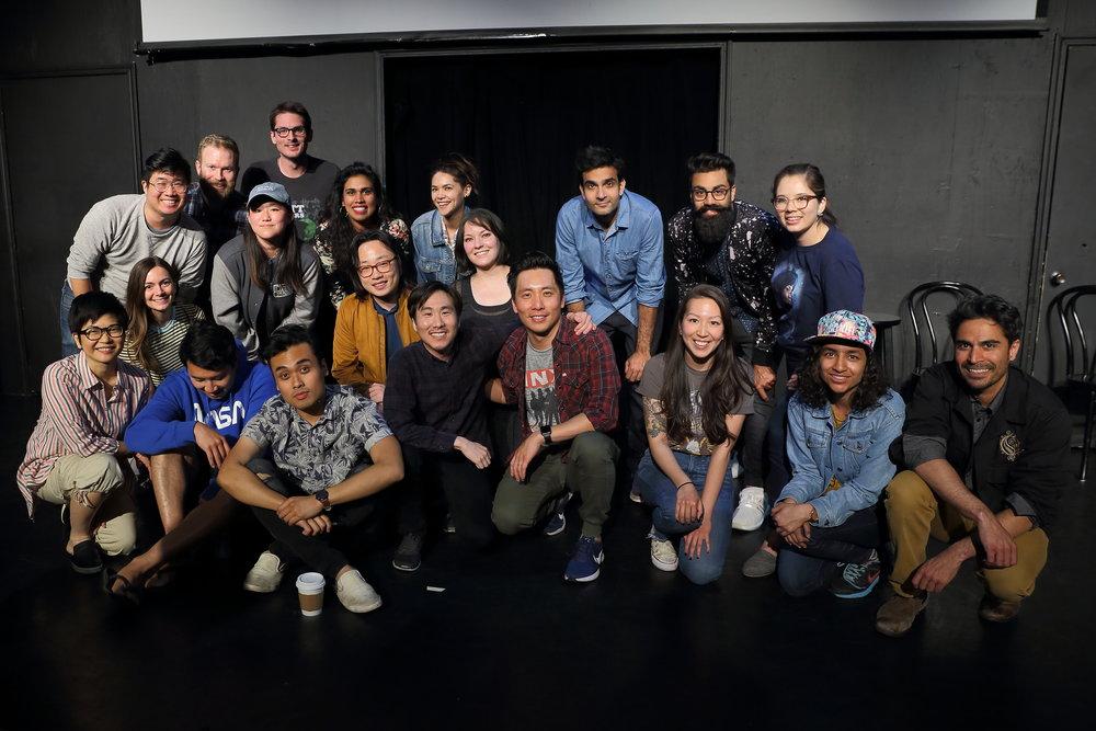 Asian AF LA (4/27/18)