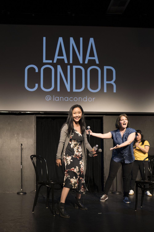 Lana Condor