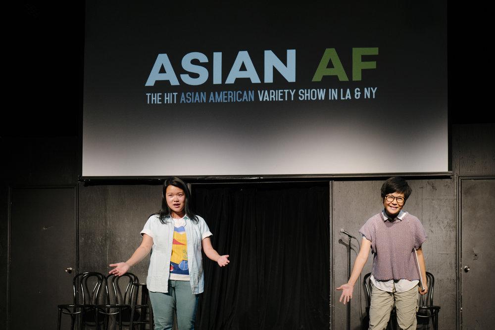 Alex Song & Keiko Agena