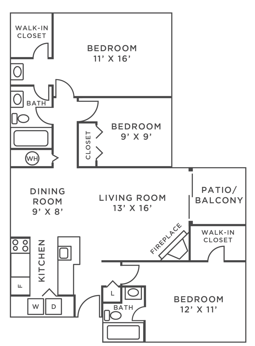 Chesapeake-3-Bedroom-2-Bathroom-Floor-Plan