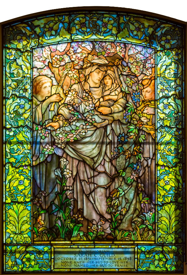 1 Madonna of the Flowers