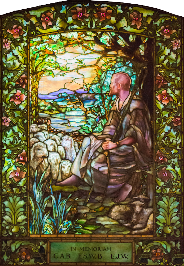 The Good Shepard: Tiffany Studios/New York 1900–1905