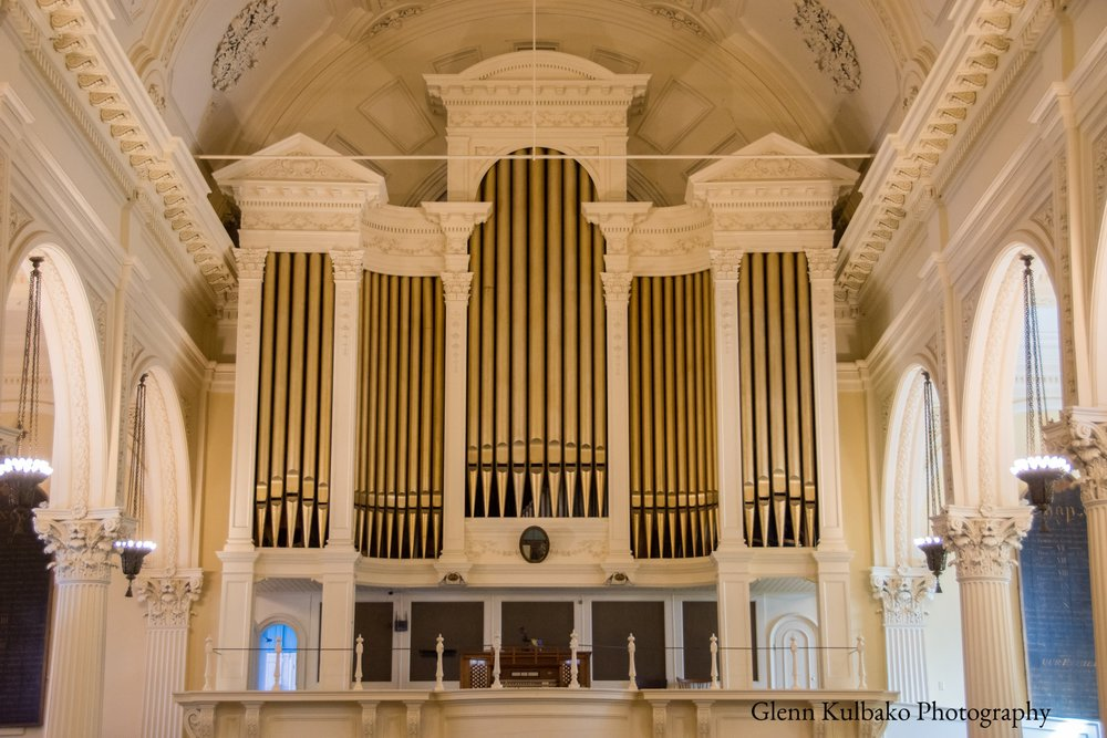 Aeolian Skinner Organ