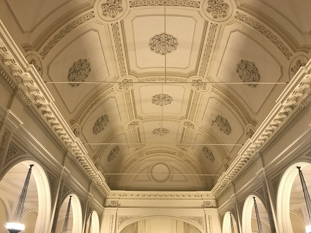 Sanctuary Ceiling