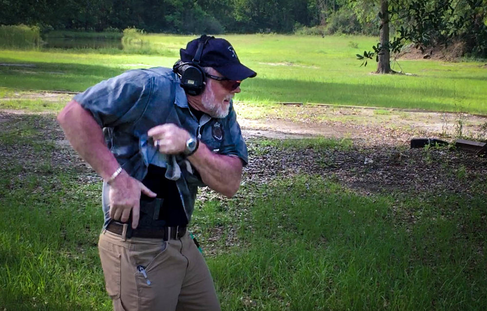 CONCEALED CARRY TRAINING - Concealed Carry Clinic —Practical Skills I and II — Practical Tactics I and II — Advanced Tactics — Executive Protections and Protective Service