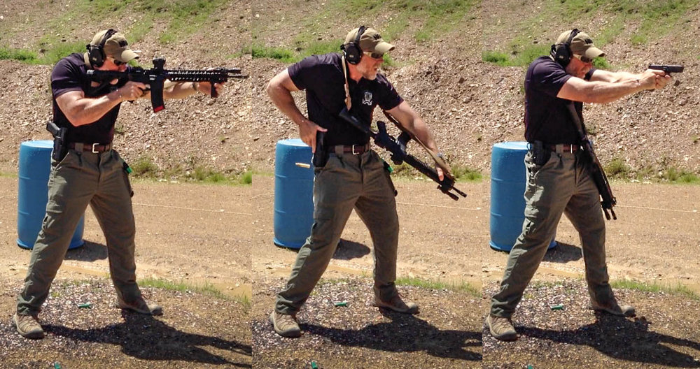 PISTOL & CARBINE TRAINING -