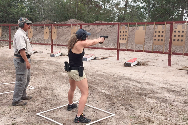 Frank Garcia does truly take your training to the next level, and I do recommend any serious shooter to train with him.