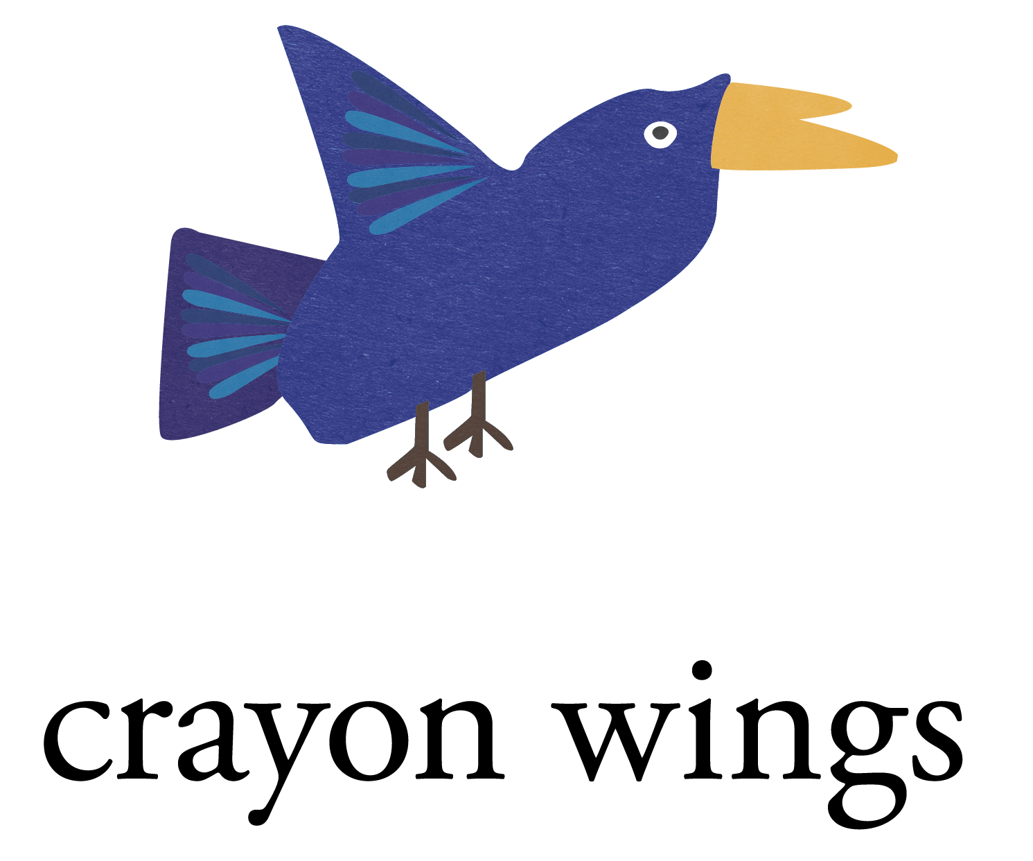 crayon wings