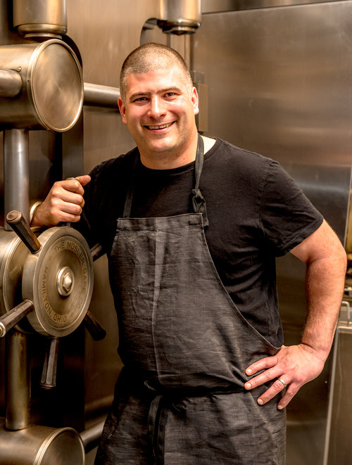 Matt O'Neil, Chef/Owner