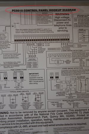 5516z dsc power series led nca alarms nashville control panel hookup diagram for the 5516z dsc power series led showing the serial number location asfbconference2016 Choice Image