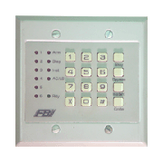 FBI flush mount LED Keypad – Late 80's