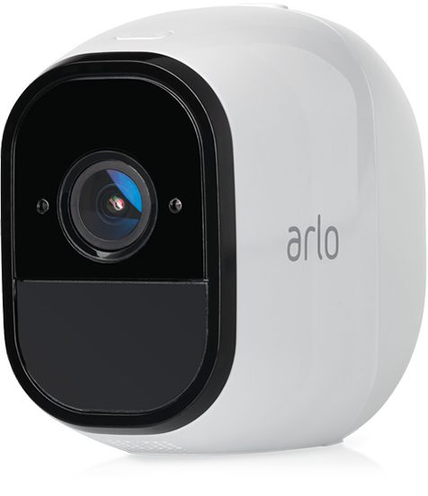 Arlo Pro Wire-Free HD Camera Security System - The Arlo is the perfect, scalable HD indoor/outdoor solution for the home or small office. The wireless system protects your property around the clock, day or night. The discrete system features rechargeable batteries, mobile alerts, HD Video, 2-way audio, and more! Find out what's going on at home or in the office anytime, anywhere!
