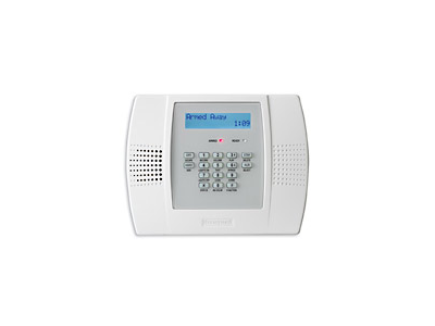 Honeywell Lynx alarm system keypad - NCA Alarms Nashville TN