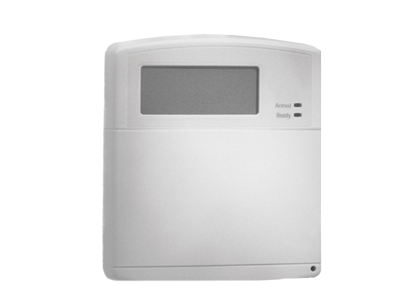 Ge Concord Express LCD Keypad alarm system - NCA Alarms Nashville TN