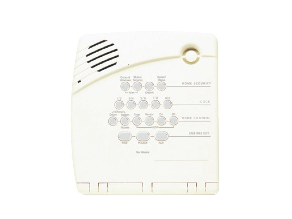 GE Sion 3 alarm system keypad - NCA Alarms Nashville TN
