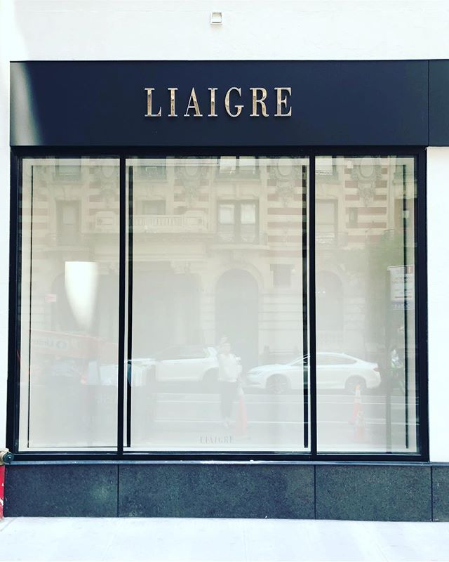 Tomorrow marks the the final day of filming for our YEAR-LONG special project with @liaigre_official. You can't rush perfection. #frenchdesign #nydesign #designfilm #beforeandafter