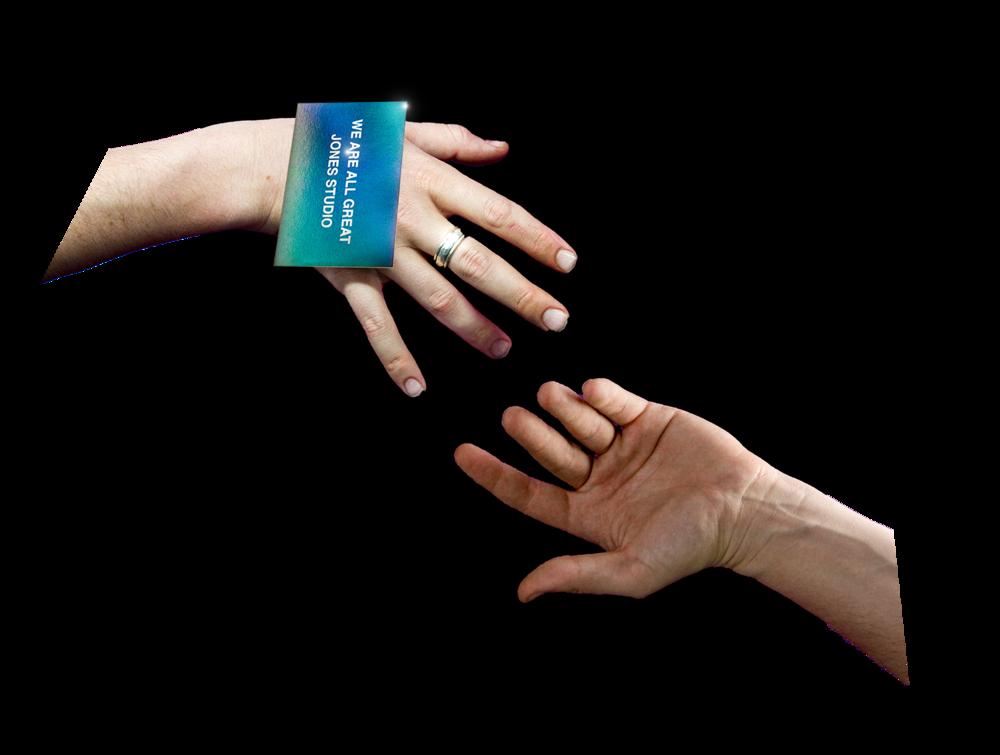 The Modern Business Card - BRANDING