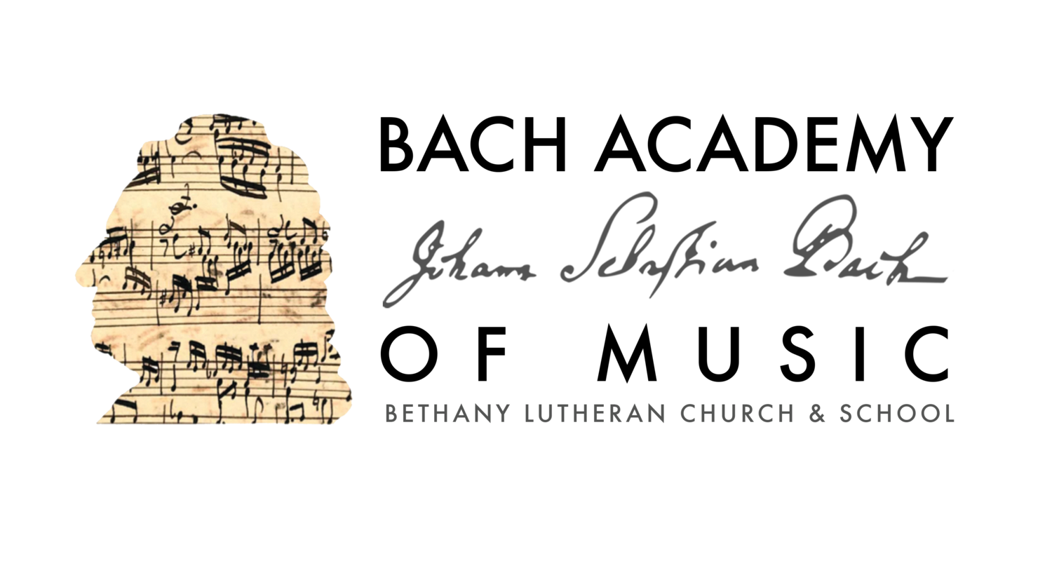 The J.S. Bach Academy of Music at Bethany Lutheran Church & School