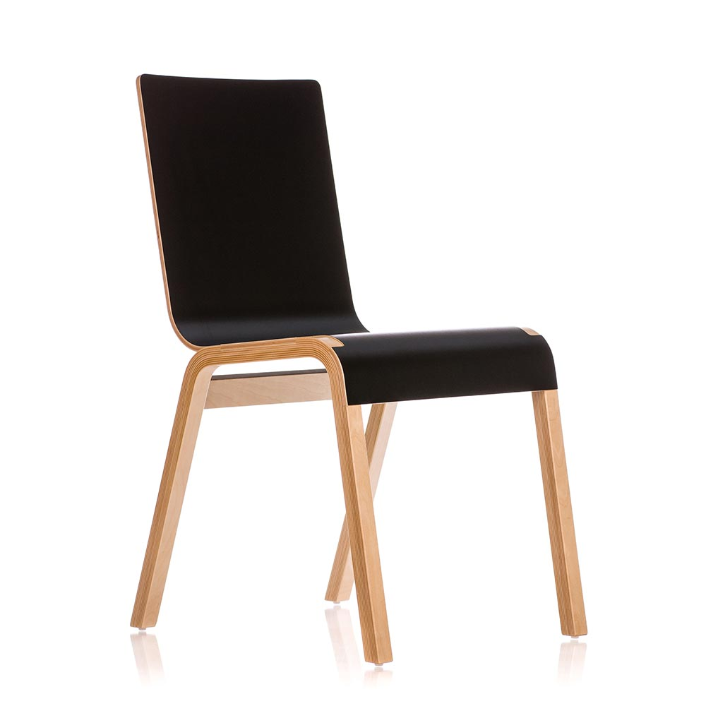 "Bloom Chair ""Zipper"" Black"