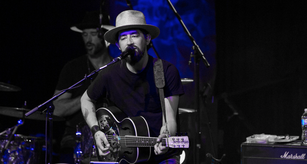 Jackie Greene Band - 9/21/16 - Salt Lake City - The State Room