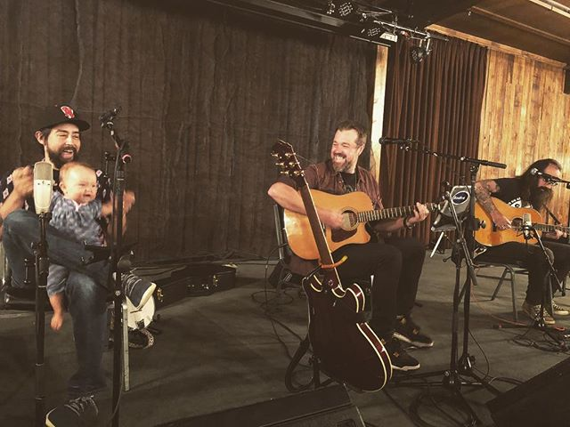 Bring your daughter to work day at TXR - thanks @erickrasno & @texbacon !!