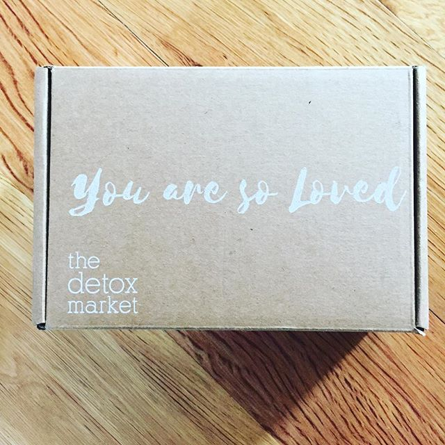 YOU are so loved.  And thanks for the reminder, @thedetoxmarket! ❤️