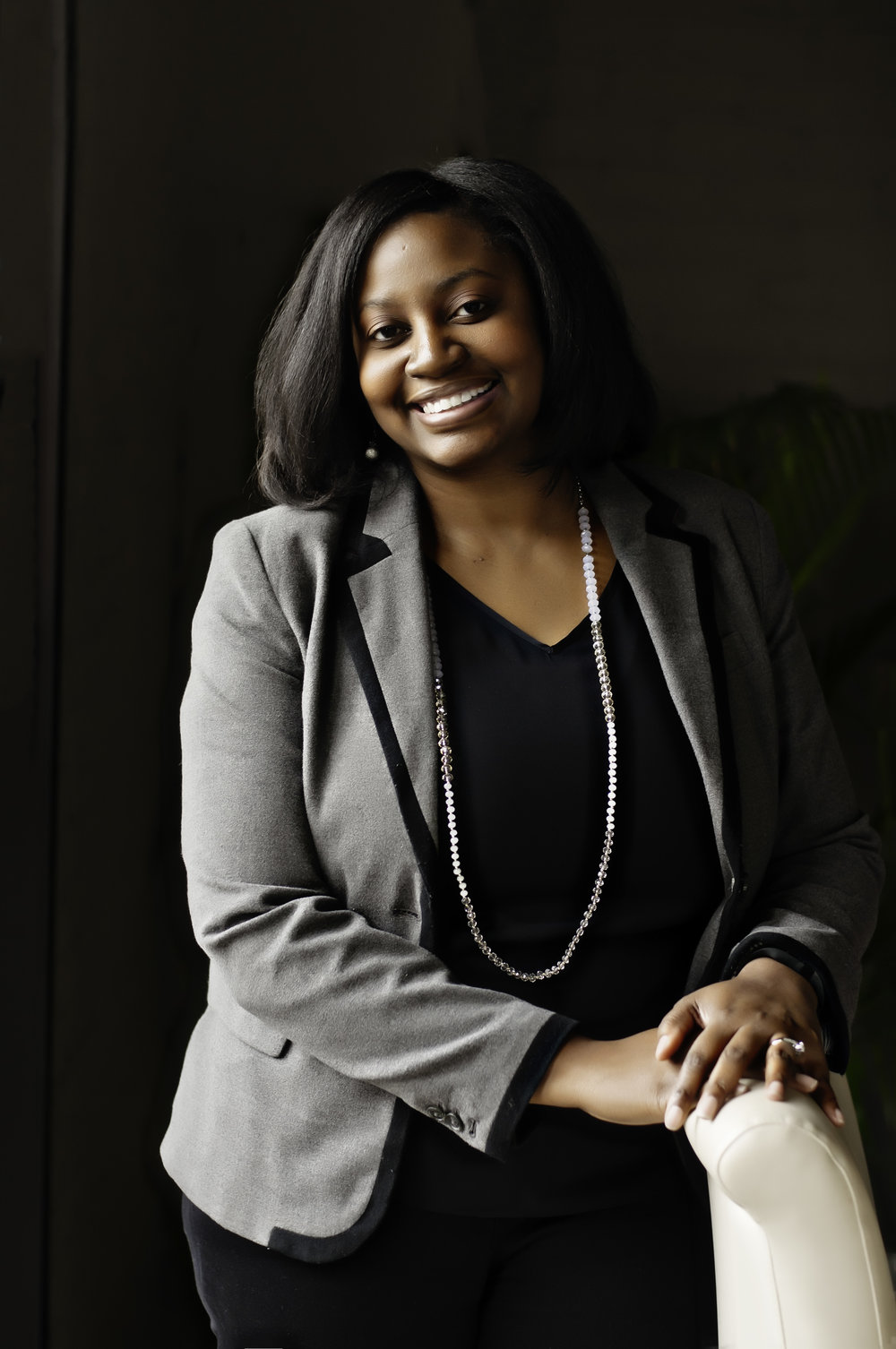 LASHUNDRA PINKARD   Chief Administrative Officer