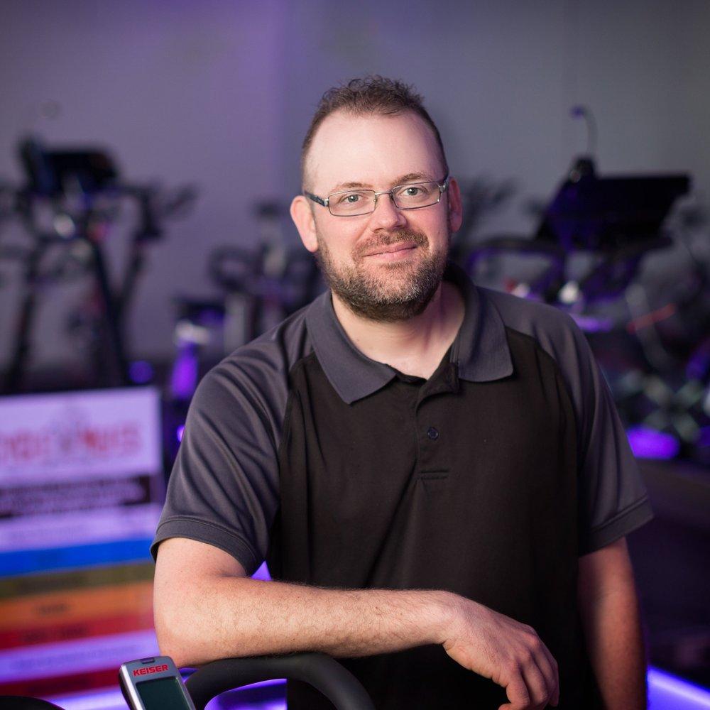 Matt Vann BIO GET Fit Instructor