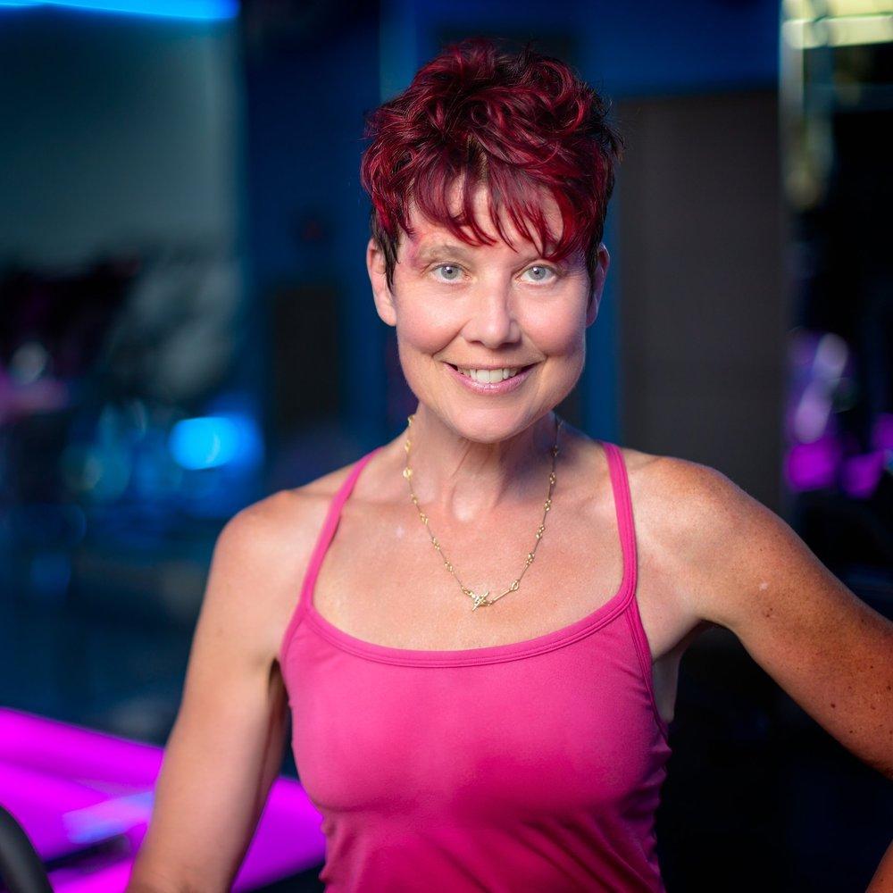 Elizabeth Sheinkopf BIO GET Fit Instructor