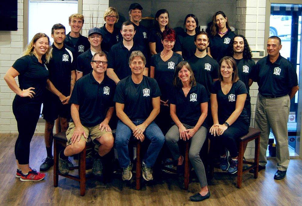 BTTC Staff