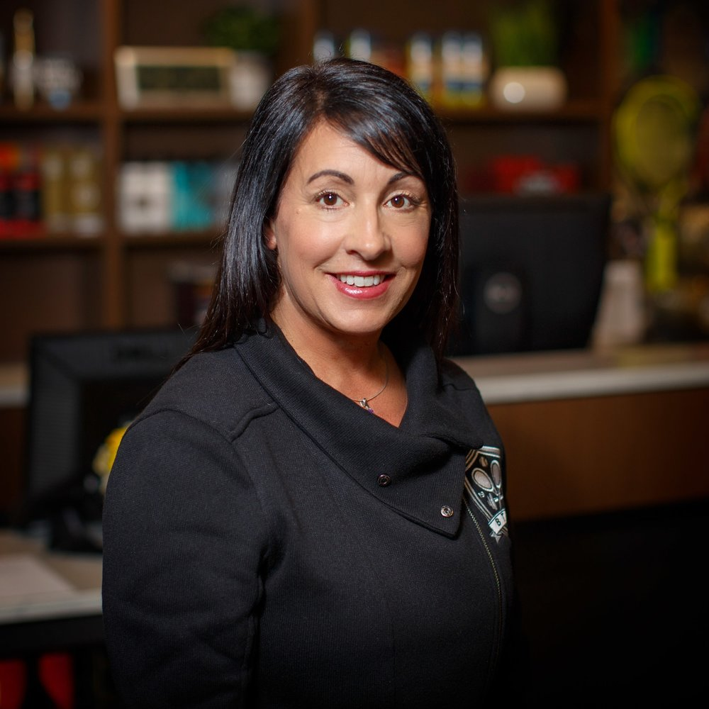 Michelle Fry     BIO   Membership & Guest Services Manager