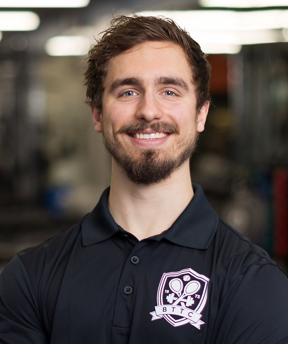 Fitness Director Tyler Brown