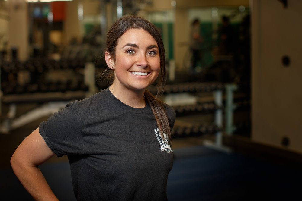 Personal Trainer, Zone & Ride Instructor Kendyl Comiskey