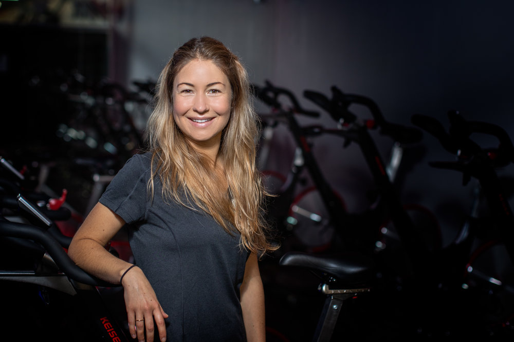 RIDE Instructor Piper Renard