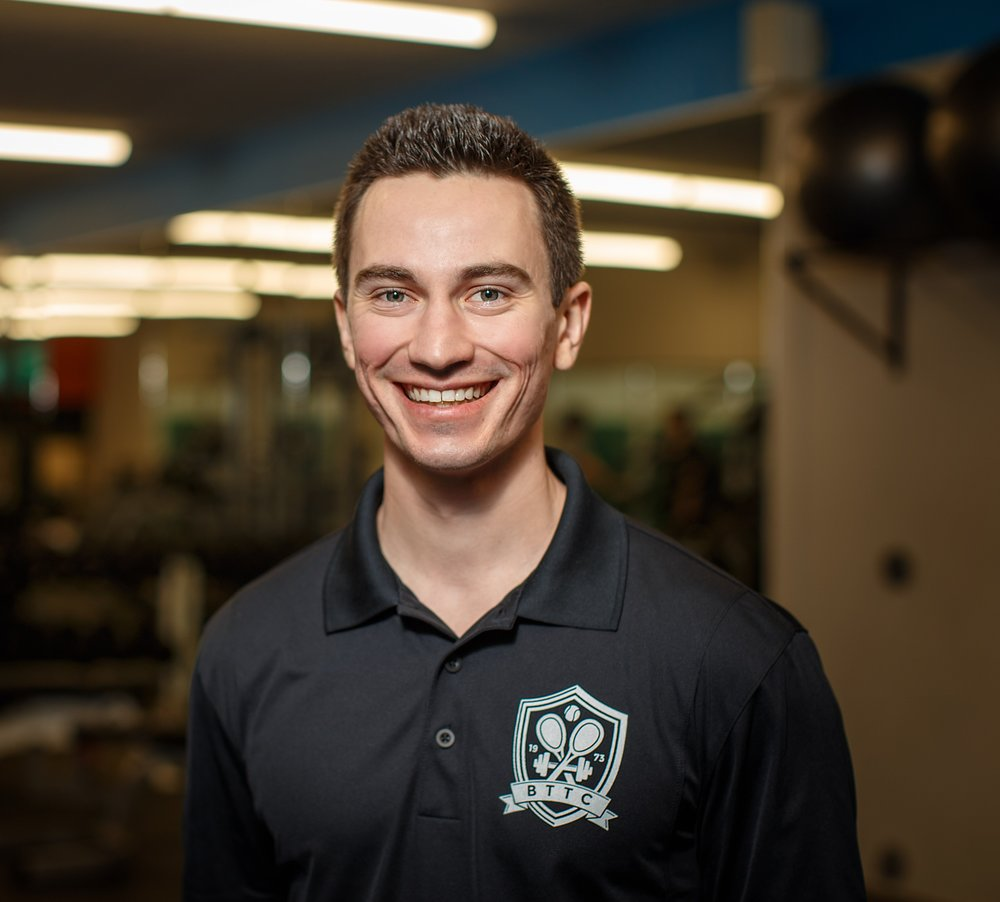 Tennis Performance Specialist and Personal Trainer Rhod Kelly