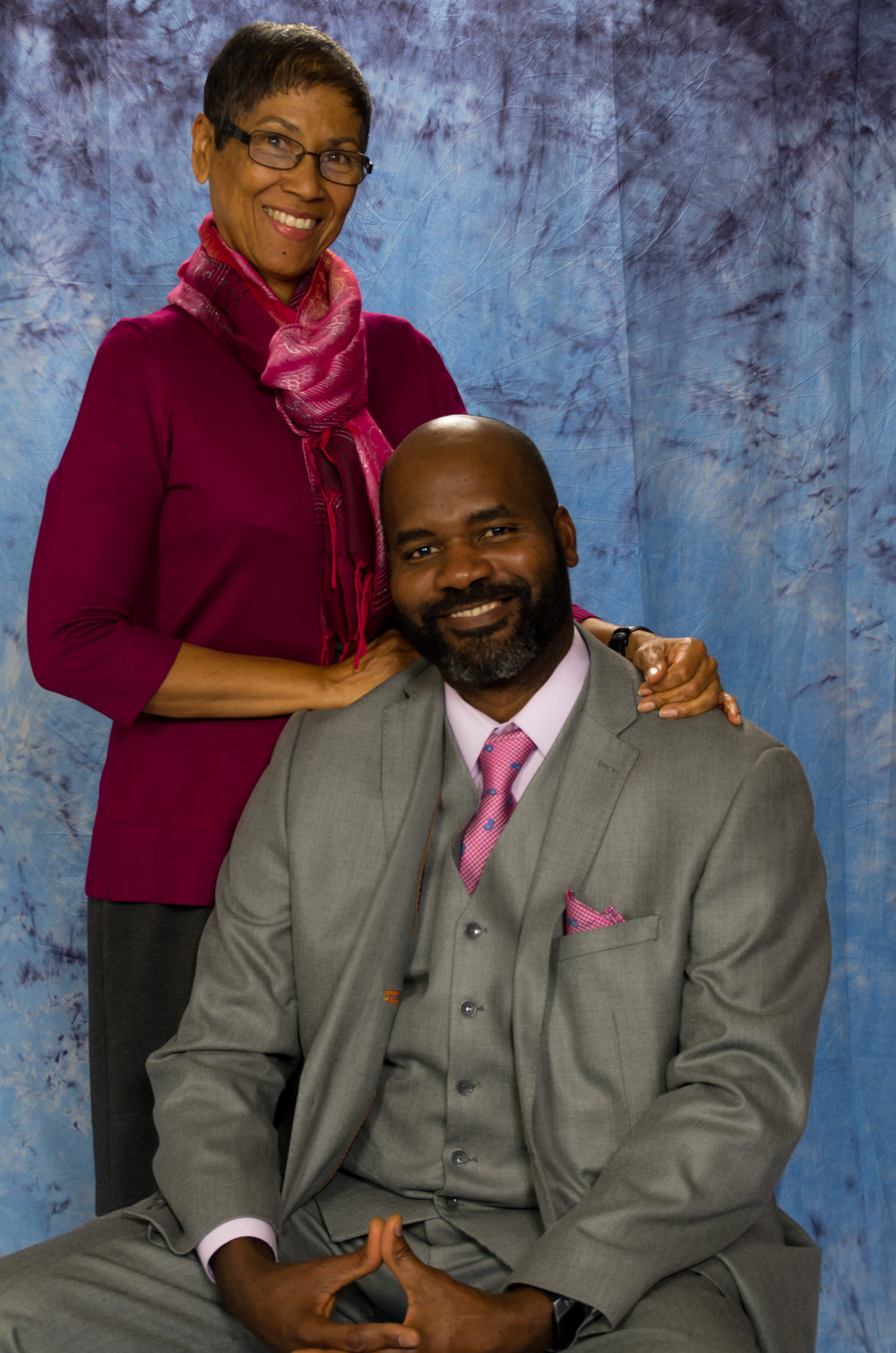 Paul & Donna Alexander
