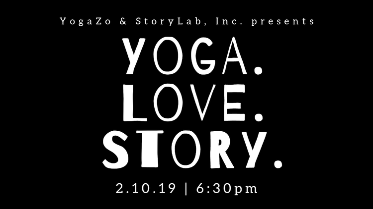 Yoga. Love. Story