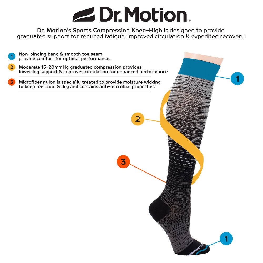 Dr Motion_Sports Compression Knee High.jpg