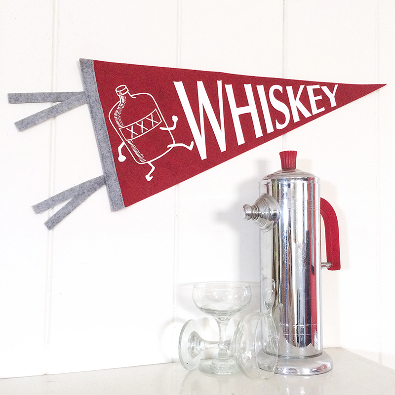 Whiskey Pennant