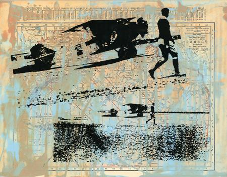 """""""Runaway"""" Sample Print"""