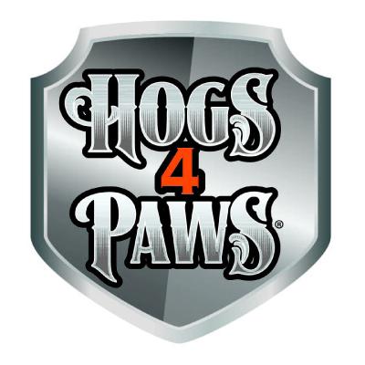 Hogs 4 Paws logo